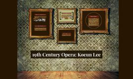 19th Century Opera