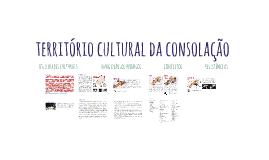 Copy of TERRITÓRIO CULTURAL DA CONSOLAÇÃO