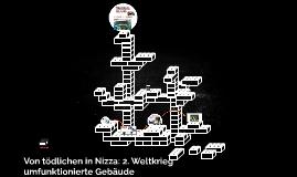 2. Weltkrieg zweckenfredet Gebäude