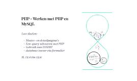 PHP-db-Queries 2.2.3