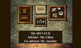 MS ART CLUB