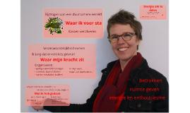 Marianne Nevens in beeld