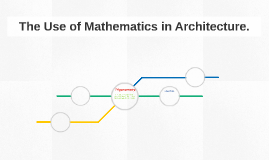 The Use of Mathematics in Architecture.