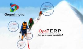 Presentacion OpenERP Grupo Innova
