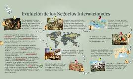 Copy of Evolución de los Negocios Internacionales