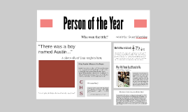 Copy of Person of the Year