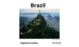Brazil Regional Studies