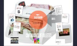 CONTADORES DE BILLETES