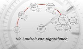Die Laufzeit von Algorithmen