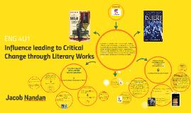 Influence on Individuals through Literature