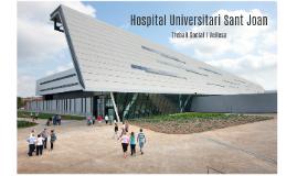 Hospital Universitari Sant Joan
