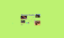 Awesome Monster Trucks by landon