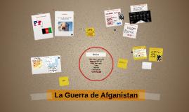 11s y guerra de afganistán