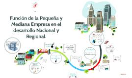 Copy of Función de la Pequeña y Mediana Empresa en el desarrollo Nac