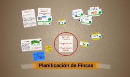 Planificacion de Fincas