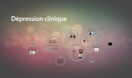 Dépression clinique