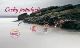 Cechy populacji