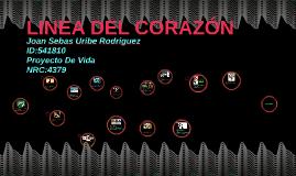 Copy of LINEA DEL CORAZÓN