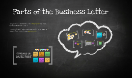 Copy of Parts of the Business Letter