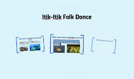 Itik-Itik Folk Dance