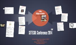 SETESOL Conference 2014