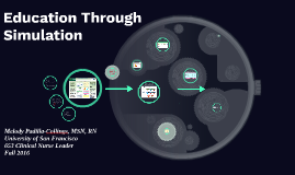 Education Through Simulation