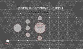Desarrollo Sustentable - Unidad 4