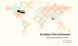 Dr.Evilini's Plan of Disasters