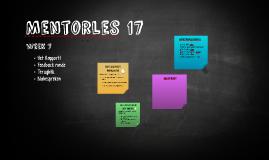 Mentorles 17