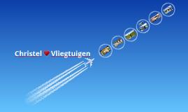 Vliegtuigen en Christel