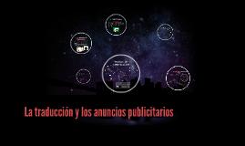 La traducción y los anuncios publicitarios
