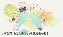Upton's Emergency Preparedness