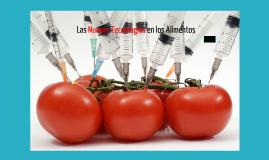 Las nuevas tecnologias en los alimentos