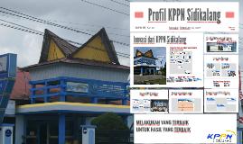 Profil KPPN Sidikalang