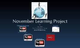 Copy of 5th Grade November Learning Project