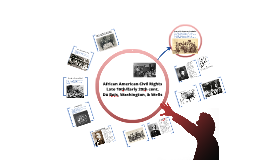 African American Civil Rights, Late 19th/Early 20th Century