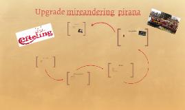 upgrade mireandering  pirana