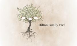 Hilton Family Tree