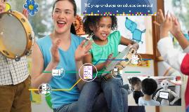 Copia de TIC y aprendizaje en educación inicial