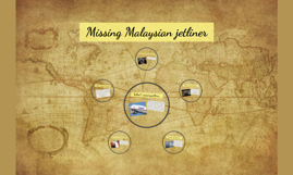Missing Malaysian jetliner