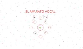 EL APARATO VOCAL