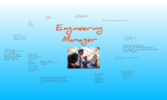 Engineer manager