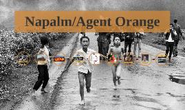 Napalm/ Agent Orange