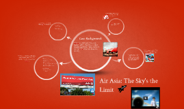 Copy of Air Asia: The Sky's the Limit