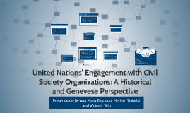 United Nations' Engagement with Civil Society Organizations:
