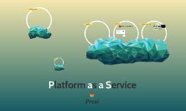 Platform as a Service @ Prezi