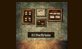 El Porfiriato