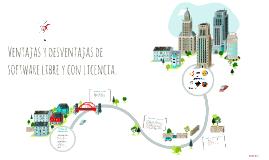 Copy of Ventajas y desventajas de software libre y con licencia.