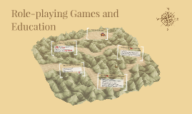 Role-playing Games and Education