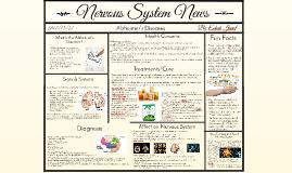 Nervous System: Alzheimer's
